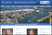 Tom and Denise Keown, Real Estate Coldwell Banker