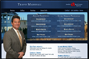 Travis Marshall, Realtor